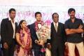 Natty Natraj @ Vishal sister Aishwarya Wedding Reception Stills