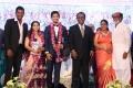 Superstar Rajinikanth @ Vishal sister Aishwarya Wedding Reception Stills