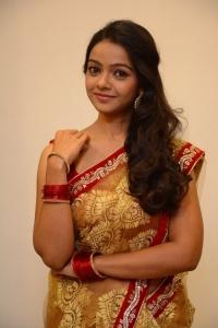 Actress Nithya Shetty @ Aivaraattam Movie Audio Launch Stills