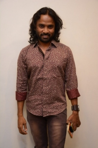 Lyricist Snehan @ Aivaraattam Movie Audio Launch Stills