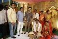 Sravanthi Ravi Kishore, Ram Pothineni @ RX100 Movie Director Ajay Bhupathi Wedding Photos