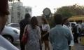Actress Nayanthara at Vishnuvardhan New Film Shooting Spot Stills