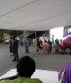 Ajith Arya Nayanthara at Shooting Spot Stills