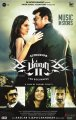 Bruna Abdullah, Ajith in Billa 2 Movie Posters