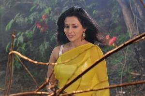Actress Asha Saini in Akasamlo Sagam Movie Photos