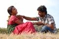 Saranya Nag, Akhil in Vaalu Tamil Movie Stills