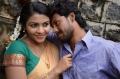 Saranya Nag, Akhil in Vaalu Movie Stills