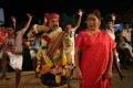 Thambi Ramaiah, Kovai Sarala in Vaalu Tamil Movie Stills