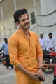 Akhil @ Venky Atluri BVSN Prasad Movie Launch Stills