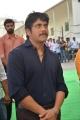 Nagarjuna @ Akhil Venky Atluri BVSN Prasad Movie Launch Stills