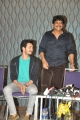 Akhil Akkineni, Nagarjuna @ Akhil Movie Success Meet Stills