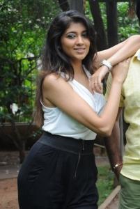 Actress Akhila Hot Stills @ Q Telugu Movie Launch