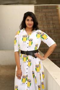 Actress Akhila Ram Photos @ Vaidehi Movie Trailer Launch