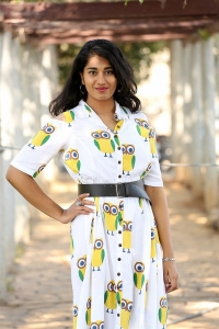 Telugu Actress Akhila Photos @ Vaidehi Trailer Launch