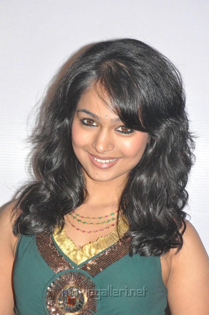 Actress Poornitha at Akilan Audio Launch Stills