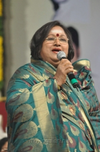 Vanisri at Akkineni Nageswara Rao 75 Years Platinum Jubilee Celebrations