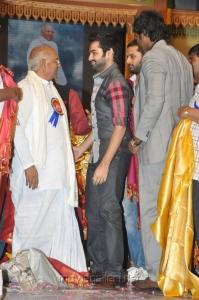 Ram at Akkineni Nageswara Rao 75 Years Platinum Jubilee Celebrations
