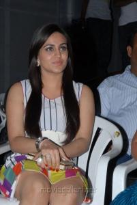 Actress Aksha New Hot Photos at Gola Seenu Audio Launch