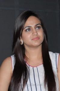 Actress Aksha Pardasany New Hot Photos at Gola Srinu Audio Launch