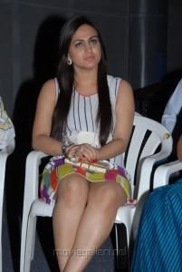 Actress Aksha Pardasany New Hot Photos at Gola Srinu Audio Release