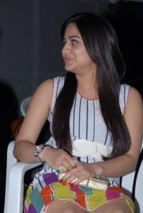Actress Aksha Pardasany New Hot Photos in White Dress