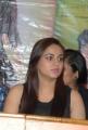 Telugu Actress Aksha New Pics in Sleeveless Black Dress