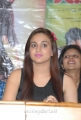 Aksha Pardasany in Black Dress at Rye Rye Success Meet
