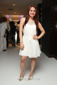 Actress Aksha Photos @ Salim Movie Audio Launch