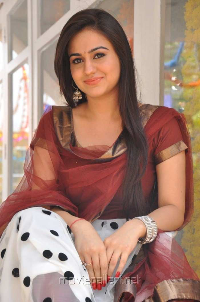 Telugu Actress Aksha New Stills