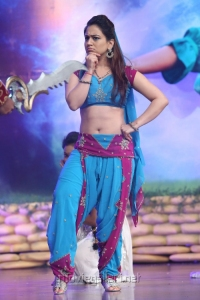 Aksha Pardasany Hot Photos @ Varna Audio Release Function