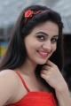 Telugu Actress Aksha Latest Stills in Red Dress from Shatruvu Movie