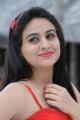 Actress Aksha Latest Hot Stills in Red Dress