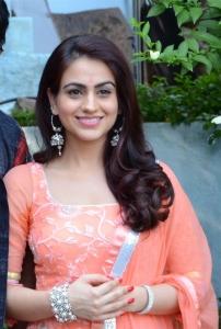 Actress Aksha Pardasany Stills at Kathi Lanti Kurradu Opening