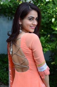 Actress Aksha Stills at Kathi Lanti Kurradu Movie Opening