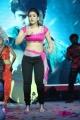 Aksha Pardasany posing in Pink Dress at Aadu Magadraa Bujji Audio Release