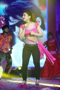 Telugu Actress Aksha Pardasany Dance Performance Hot Stills