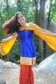 Actress Aksha Pardasany Hot Pics in Churidar Dress