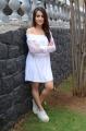 Actress Aksha Pardasany White Dress Pics