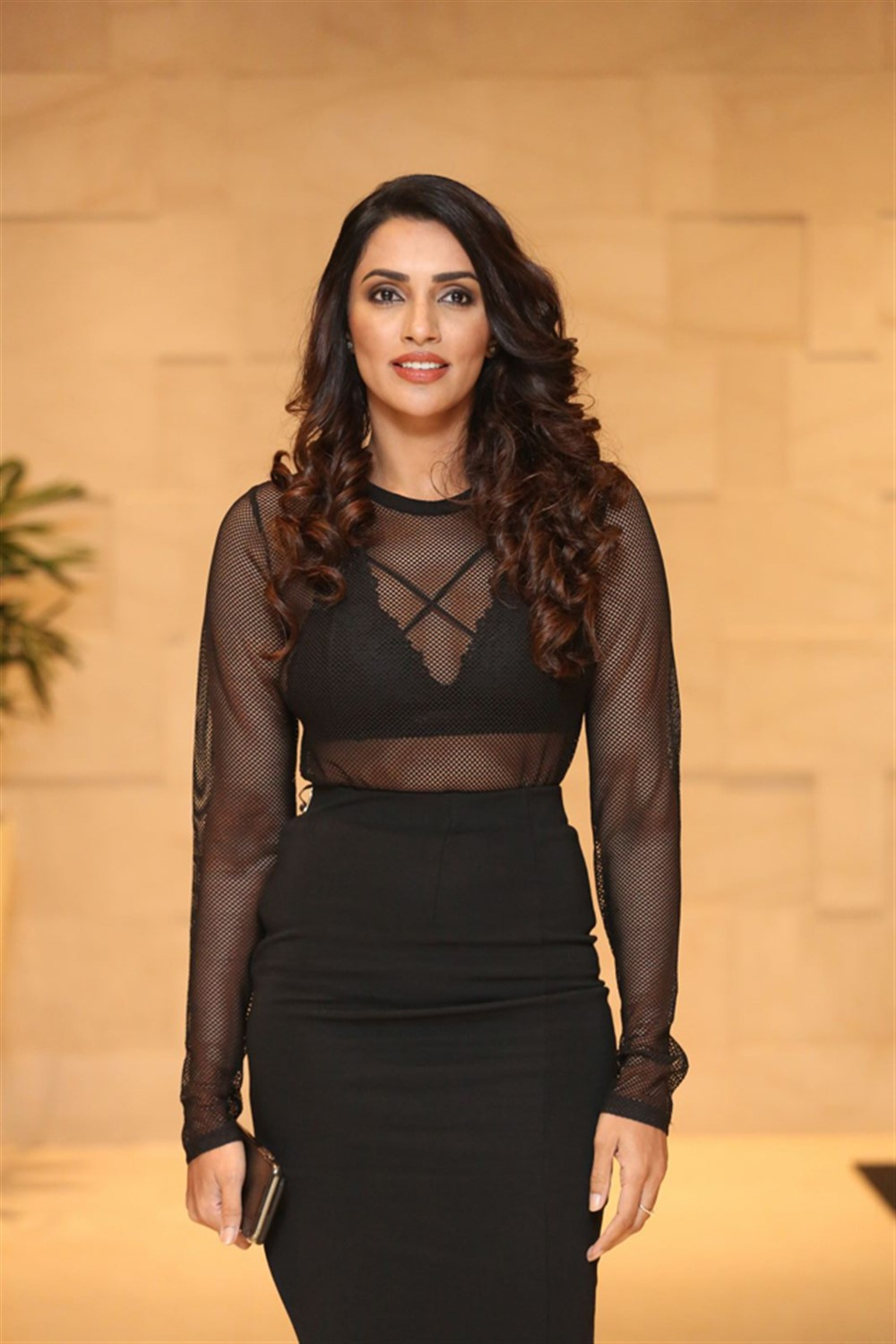 Actress Akshara Gowda New Images @ Aha OTT Platform Launch