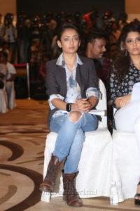 Actress Akshara Hassan Pictures @ IIFA Utsavam 2017 Press Meet