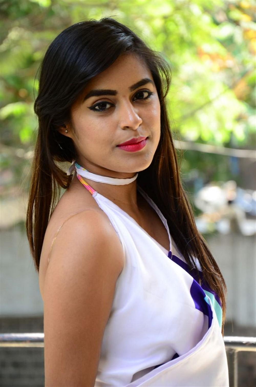 Actress Akshatha Madhav Hot Photos @ KS 100 Movie Audio Release