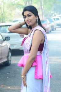 Actress Akshatha Srinivas New Stills @ Gandharwa Movie Opening