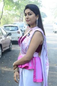 Gandharwa Movie Actress Akshata Srinivas New Stills