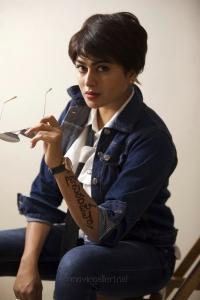 Surabhi 70 MM Movie Actress Akshatha Srinivas New Images
