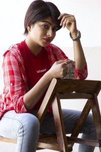 Surabhi 70 MM Movie Actress Akshatha Srinivas Images