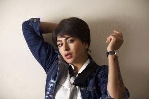 Surabhi 70 MM Movie Heroine Akshatha Srinivas Images