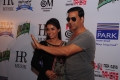 Akshay Kumar & Asin at Khiladi 786 Promotions in Hyderabad