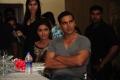 Akshay Kumar & Asin at Khiladi 786 press meet, The Park Hotel - Hyderabad