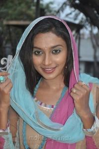 Pattikattu Mappillai Actress Akshaya in Churidar Cute Pics