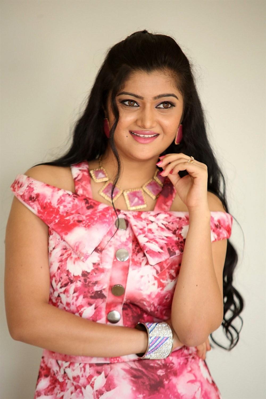 Actress Akshitha Pictures @ Prementha Panichese Narayana Movie Press Meet